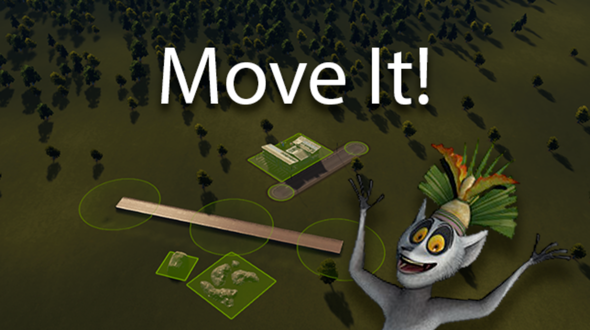 Move It! created by SamsamTS