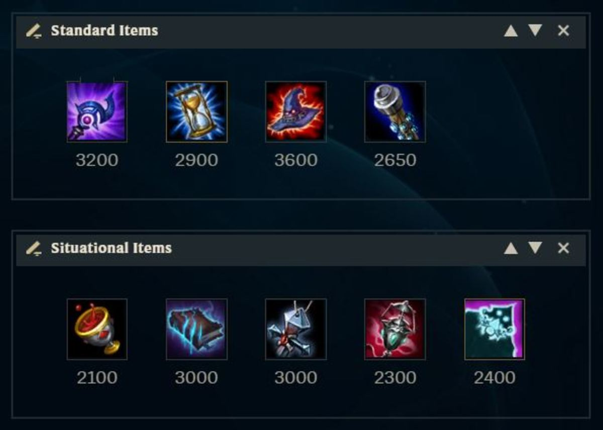 Viable Lux Builds: The first line is more damage oriented, the second is more utility oriented. Take your pick!