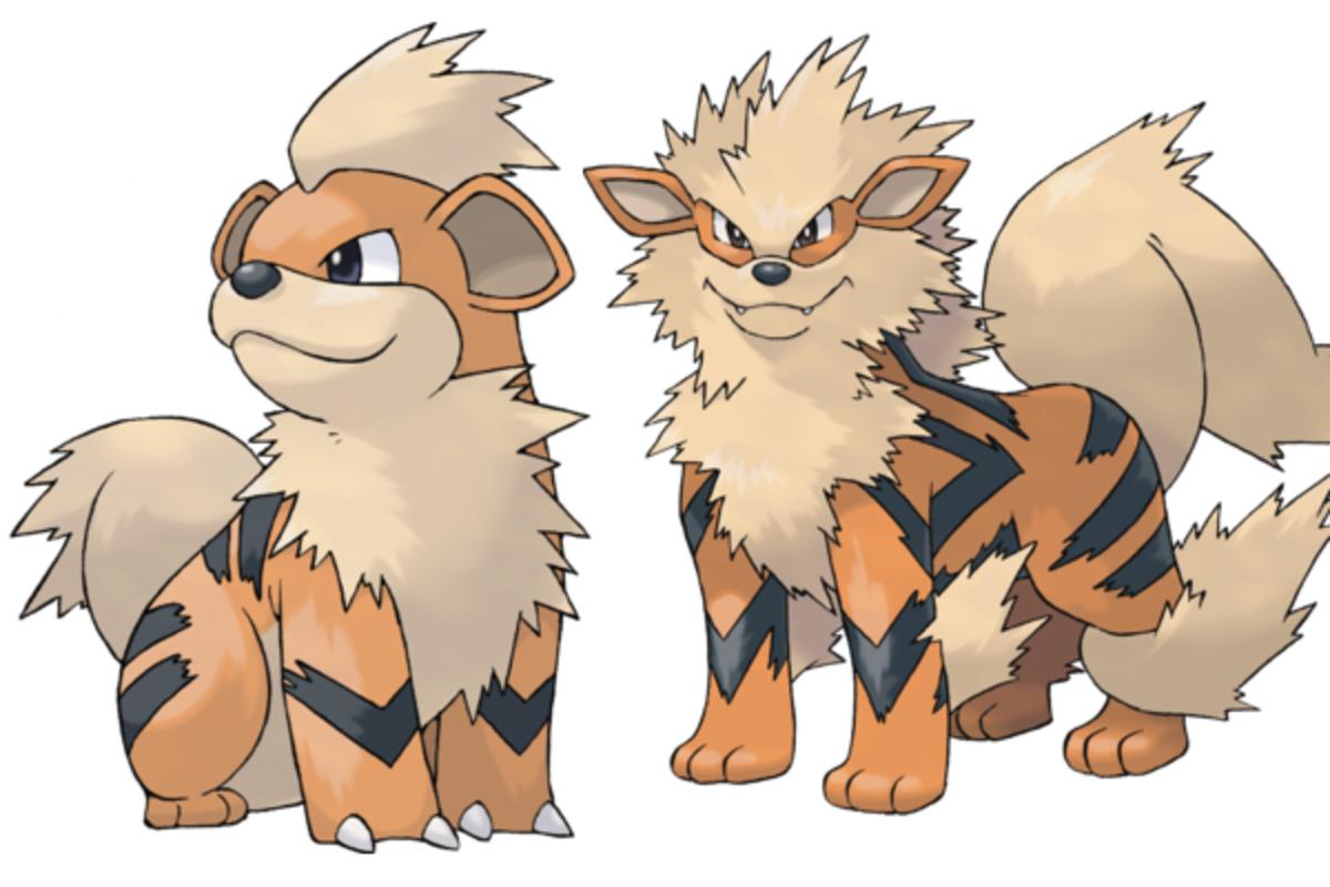 Dogs of the Pokémon Series | LevelSkip