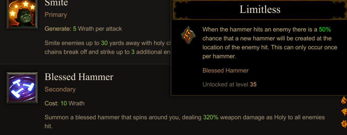 Diablo 3 Hammerdin Crusader Build Guide (Patch 2 4 1) | LevelSkip