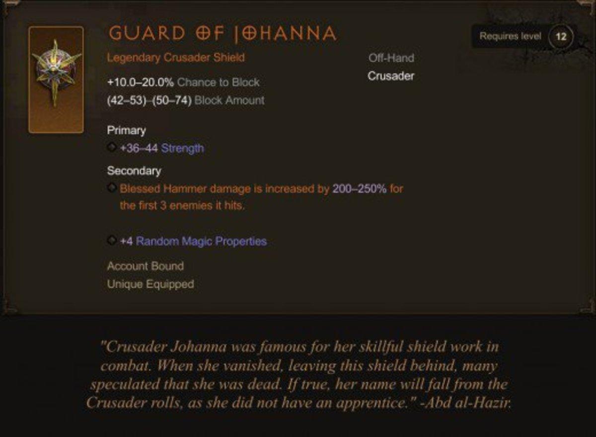 Crusader Traveler S Pledge