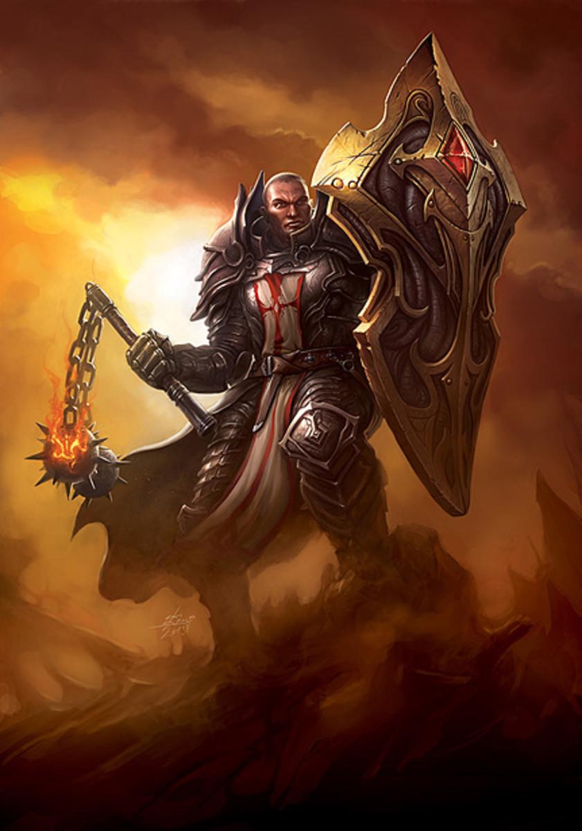 Crusader - Unbreakable Warrior -  By: István Dányi