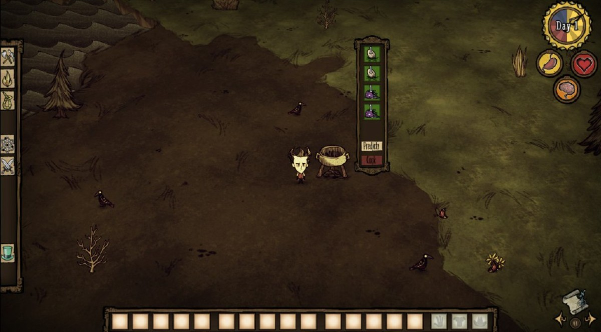 Top 10 Don't Starve Together Mods; Smart Crock Pot