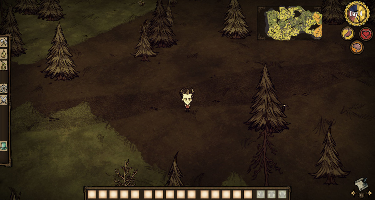 Top 10 Don't Starve Together Mods; Minimap HUD