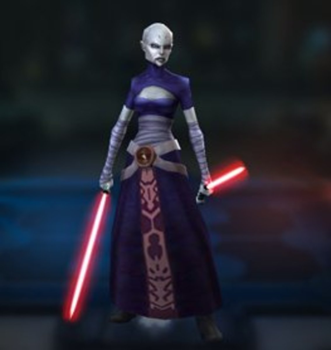 Asajj Ventress can stun with her basic attack.