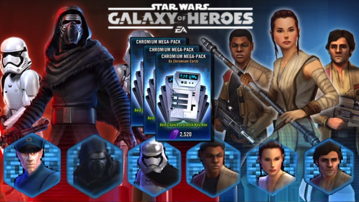 The Mega-Pack can reward players with characters from upcoming films.