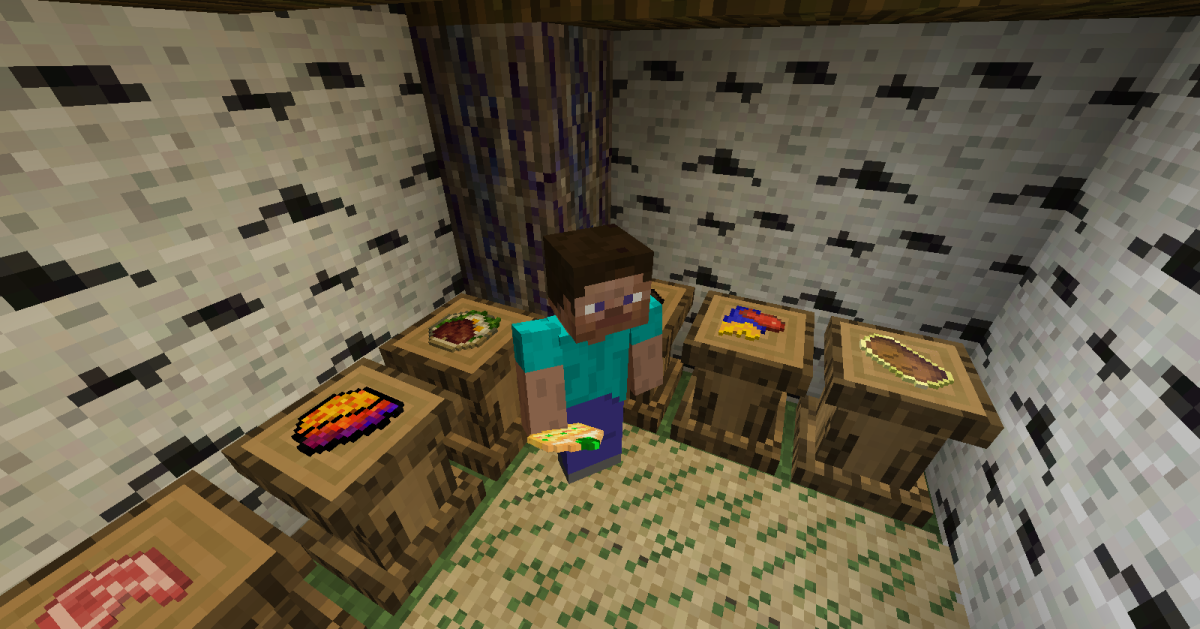 The default settings for The Spice of Life are set fairly high, and are intended for players using food-adding mods, such as Pam's Harvestcraft or Lycanite's Mobs.