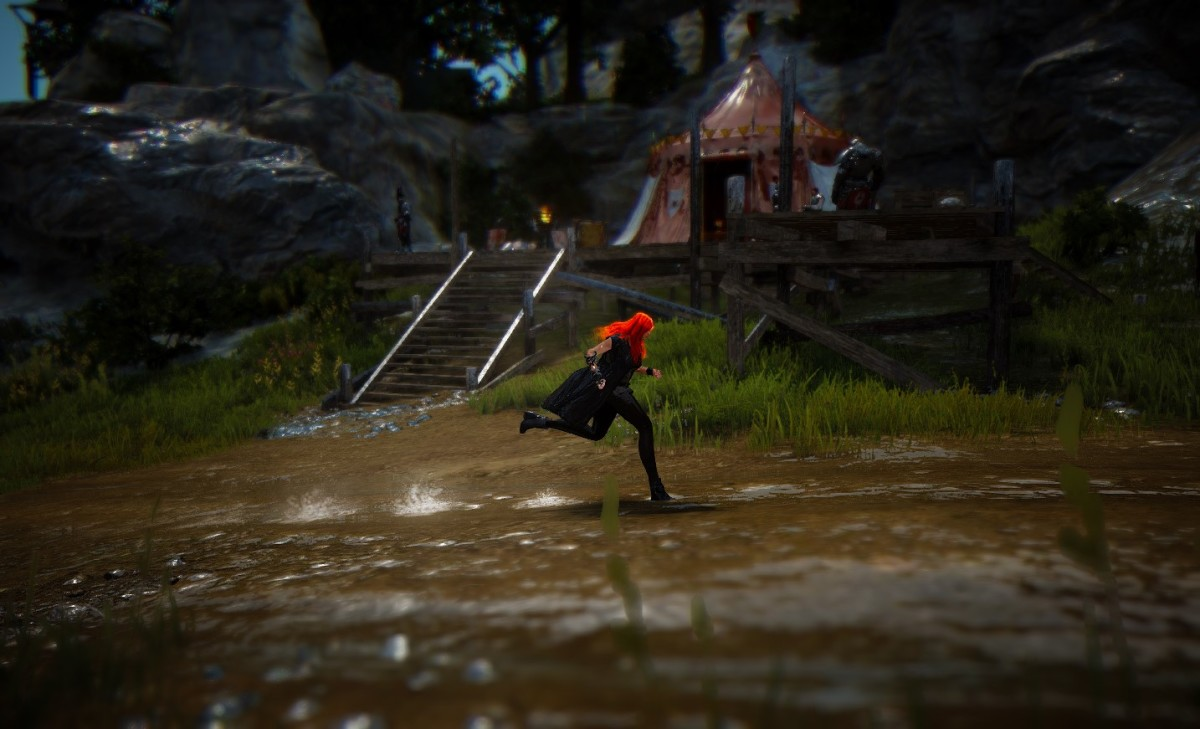 They say running is good for your health. In BDO it gives you higher stamina.