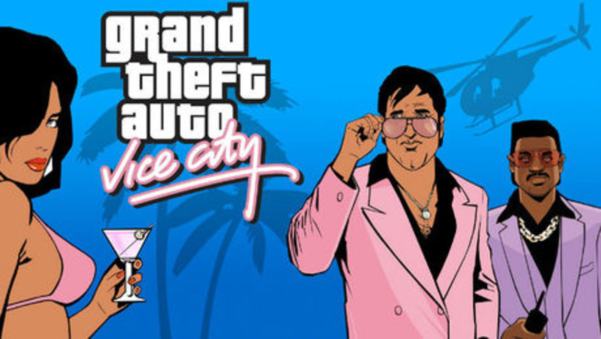"""Grand Theft Auto: Vice City"""