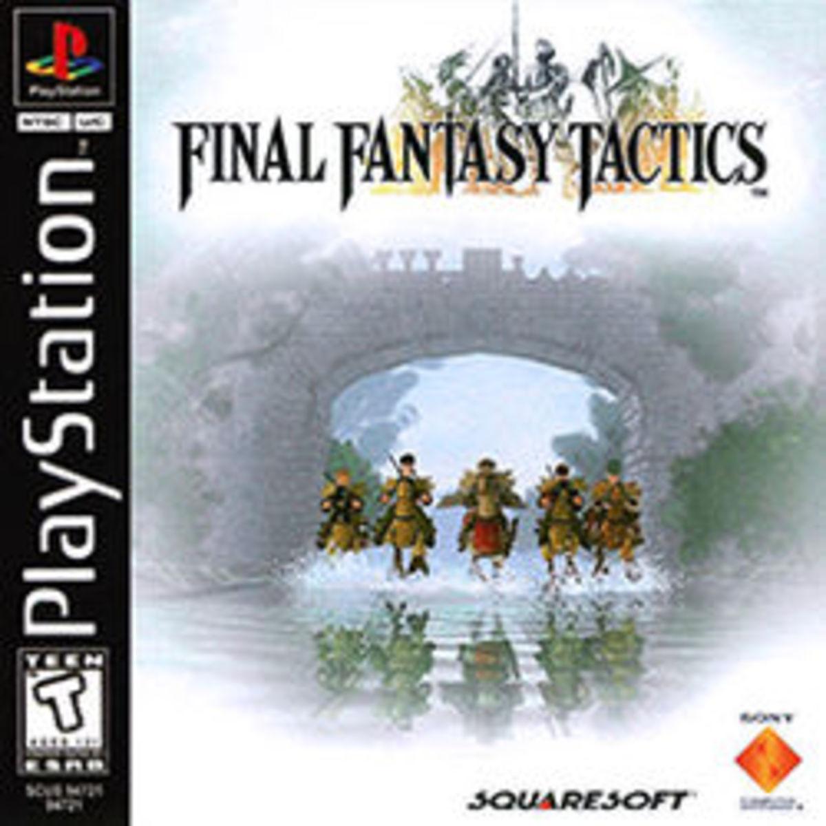 """""""Final Fantasy Tactics"""""""