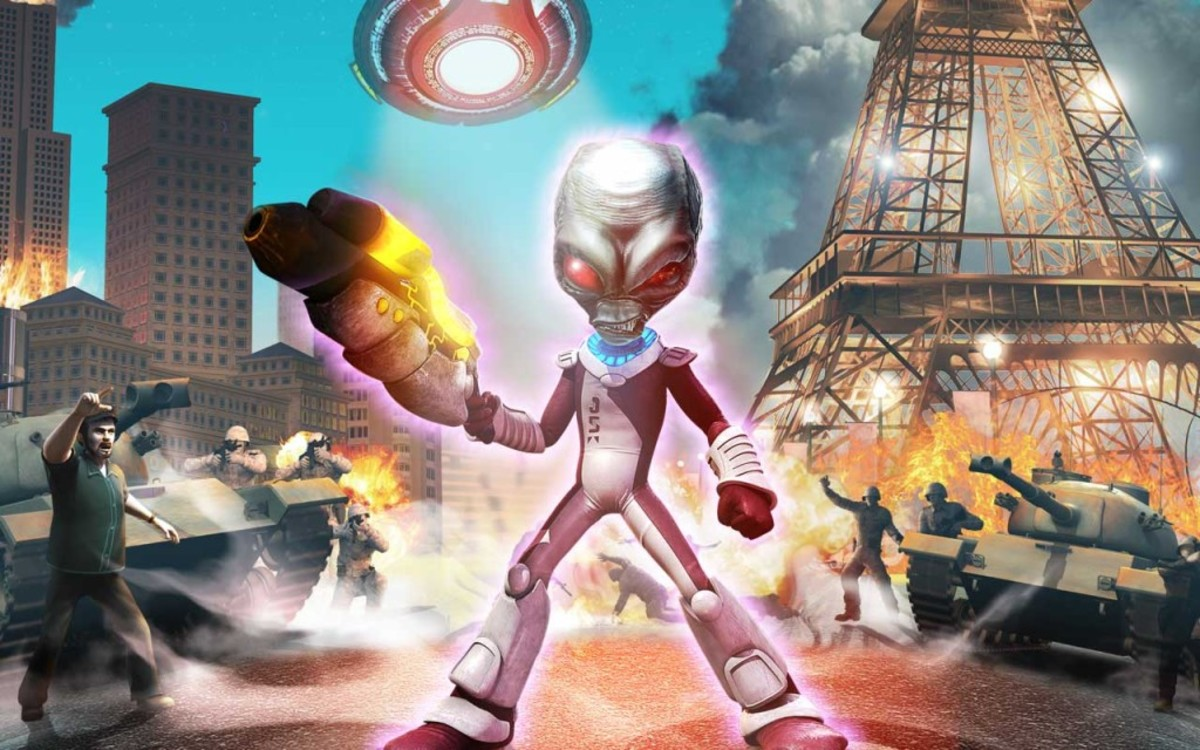 """Destroy All Humans: Path of the Furon"""