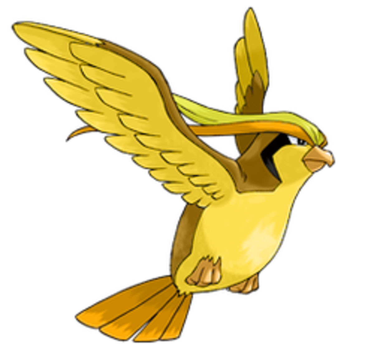 Shiny Pidgeot