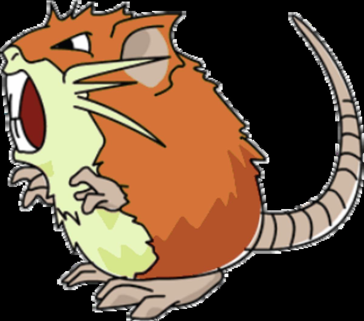 Shiny Raticate