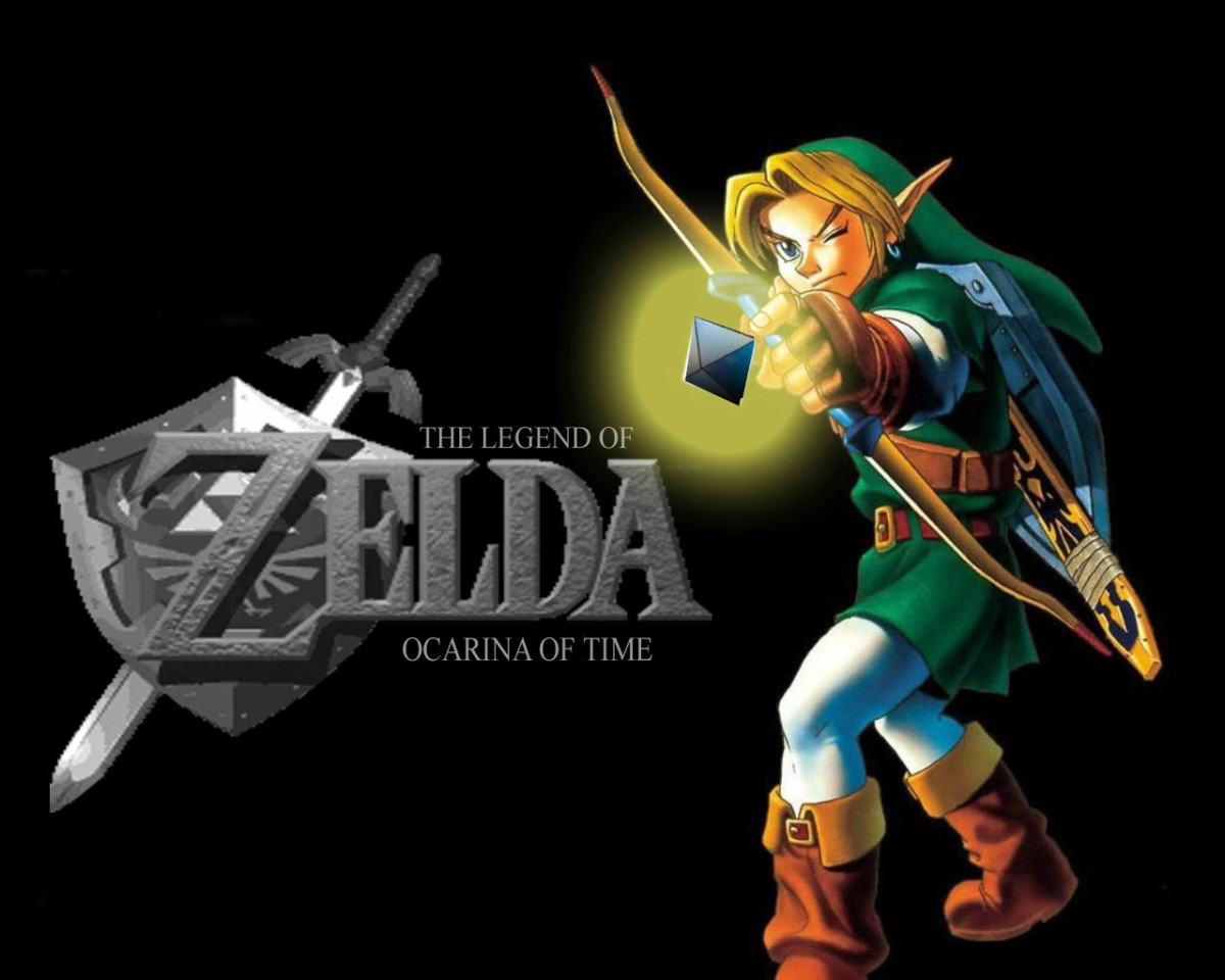 """The Legend of Zelda: Ocarina of Time"""