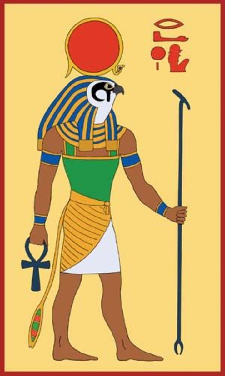 Egyptian God Ra