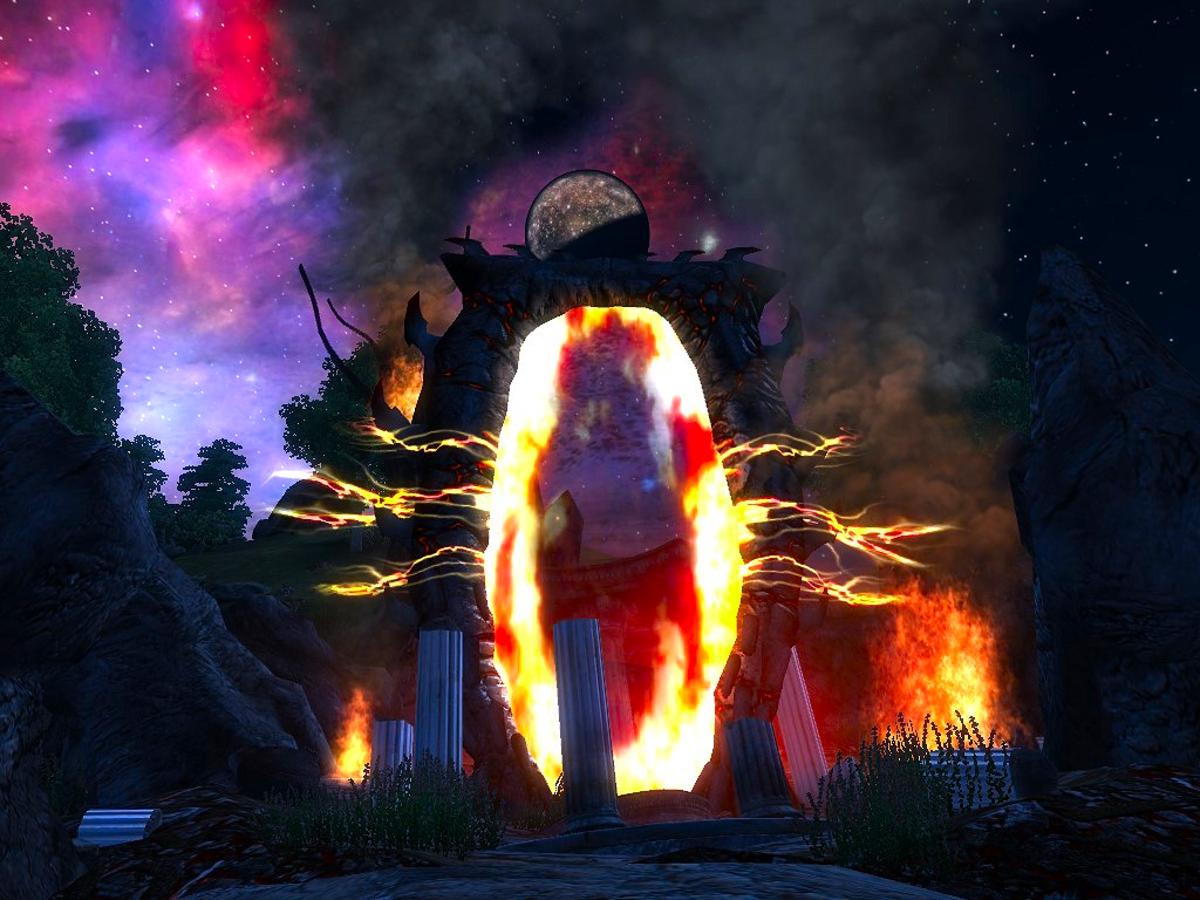 Oblivion - Night Gate