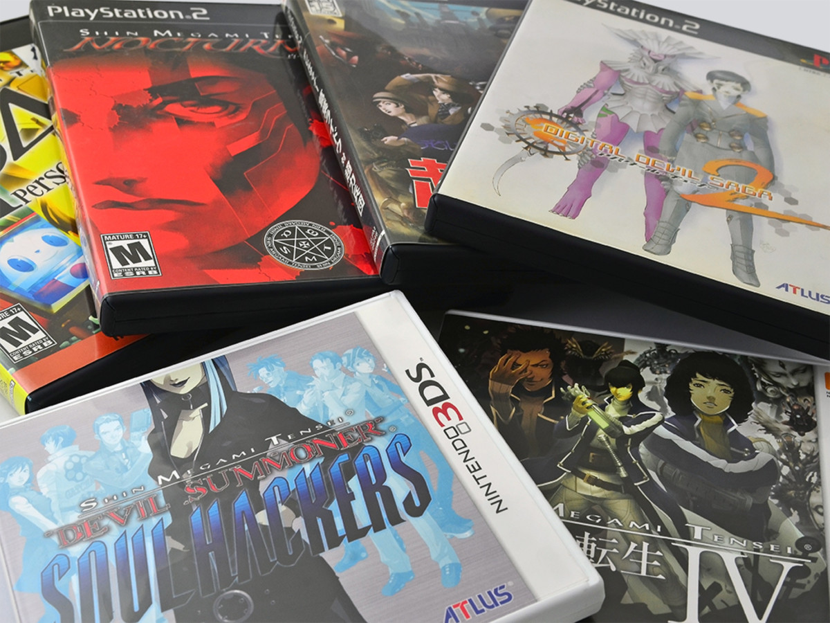 Some of my SMT games.