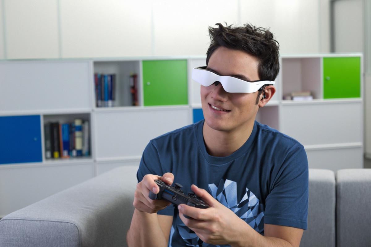 Virtual reality makes gaming engaging and thrilling