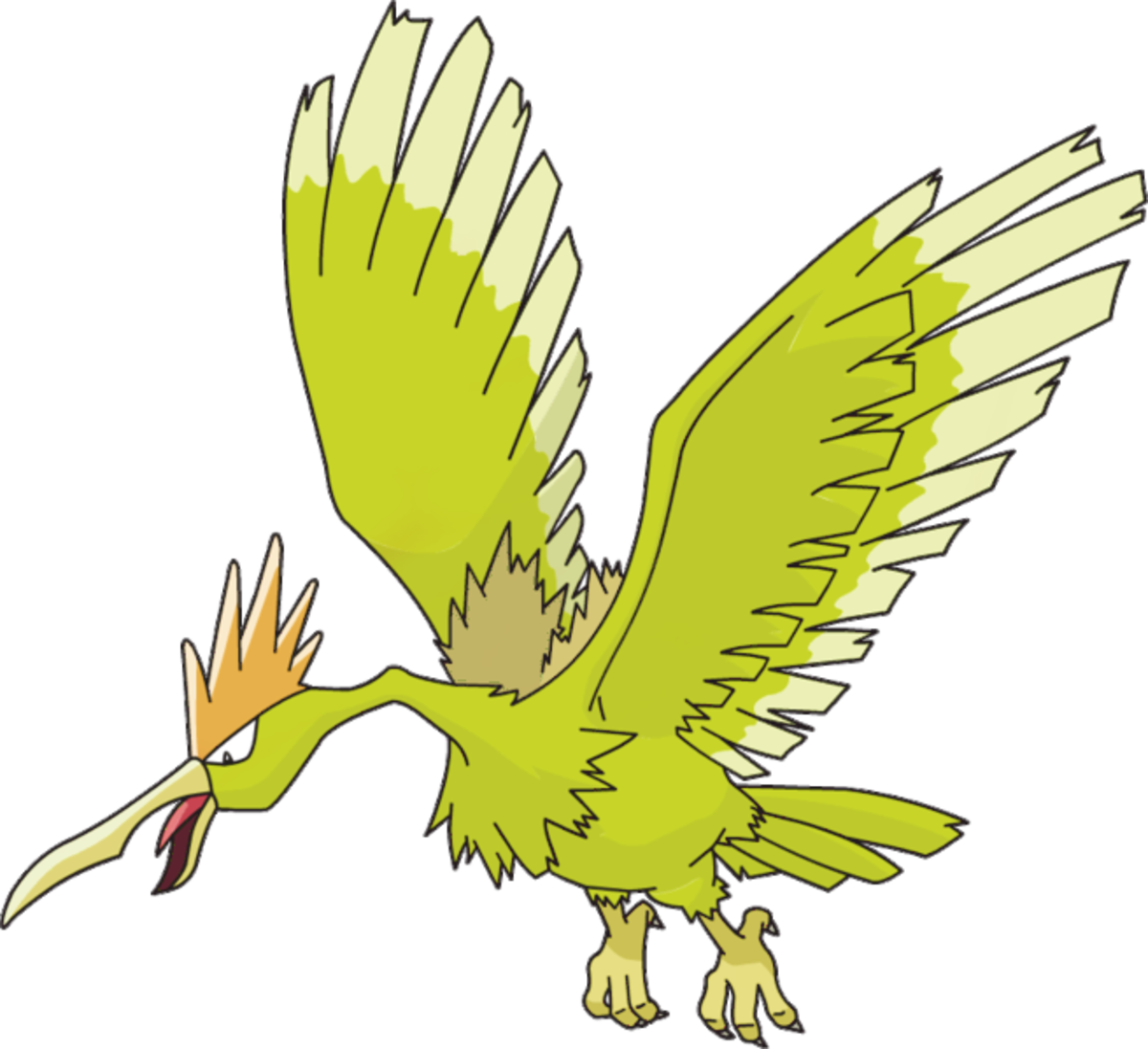 Shiny Fearow
