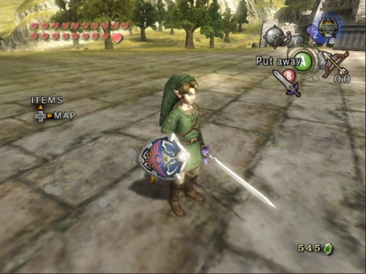twilight princess rom dolphin download
