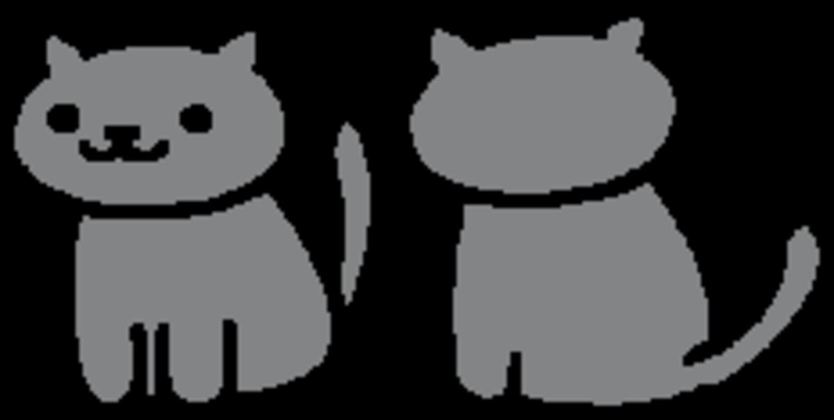 Neko Atsume: Character Profile - Shadow
