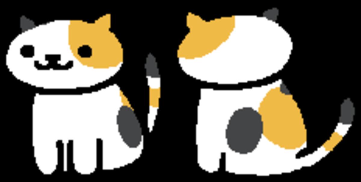 Neko Atsume: Character Profile - Sunny