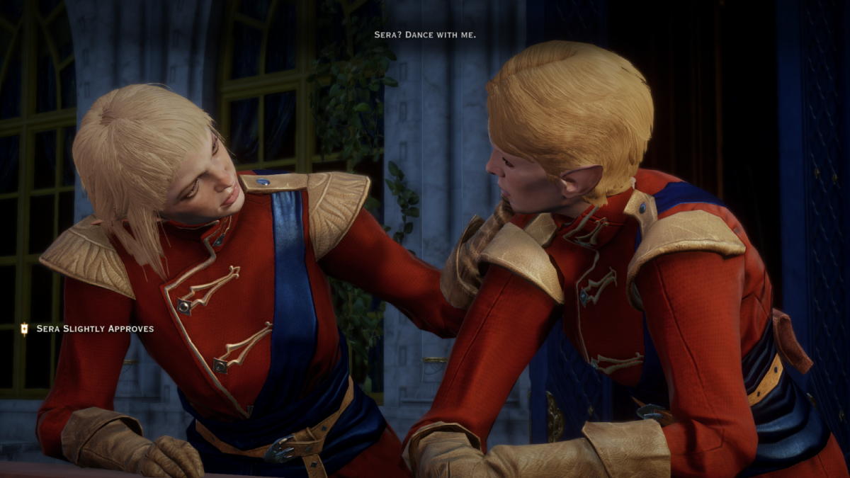 """How to Romance Sera in """"Dragon Age: Inquisition"""" 