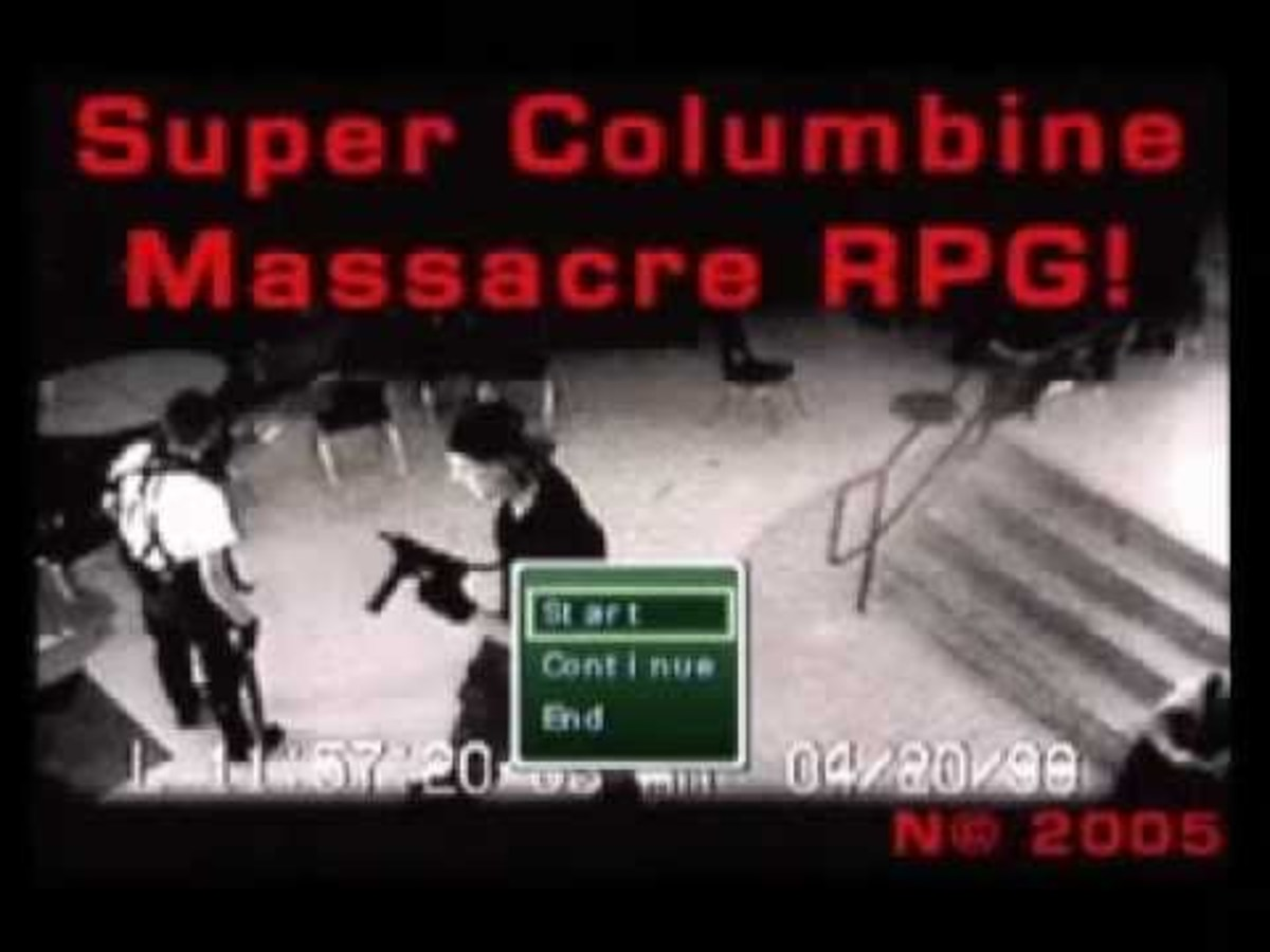 """Super Columbine Massacre RPG!"""