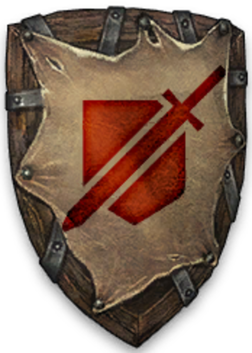 Warrior (Weapon and Shield)