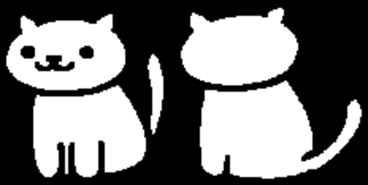Neko Atsume: Character Profile - Snowball