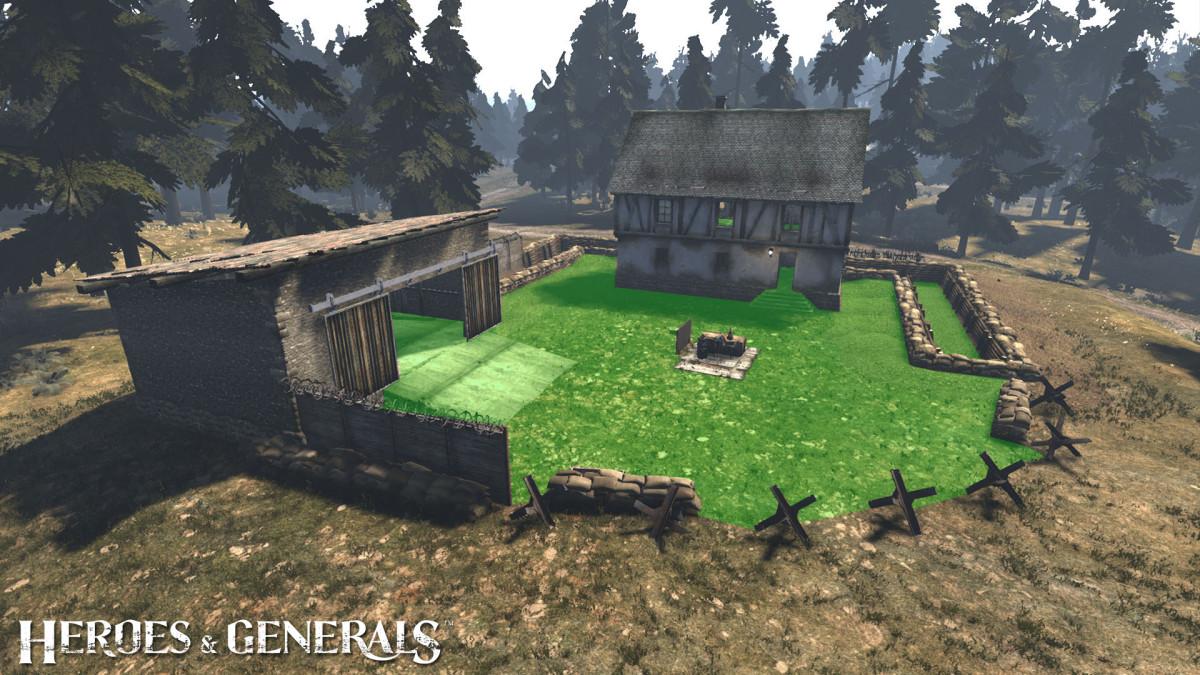 Heroes & Generals Beginner's Guide; Capture Control Points