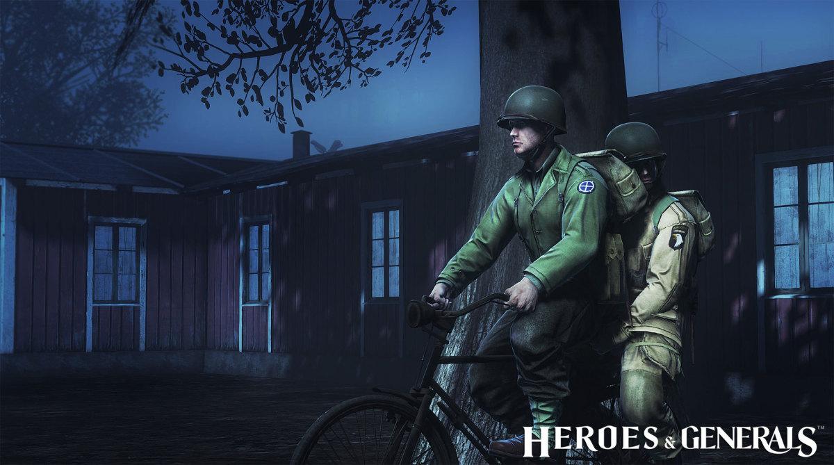H&G Bicycle Ride