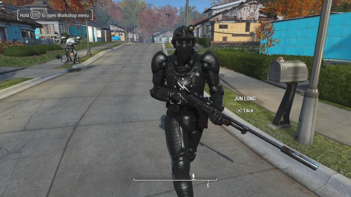 Guarding your settlements is one of the most important aspects in the game.