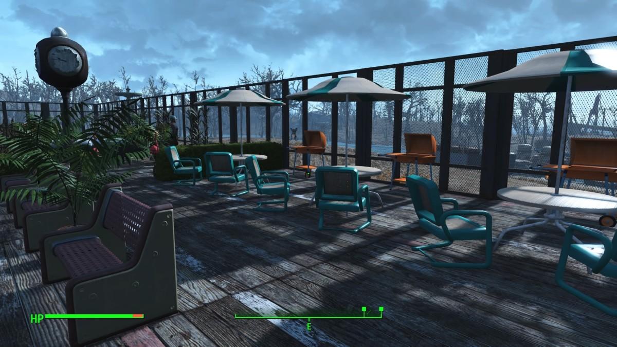 Settlement Building: Settler's love living it up so be creative!