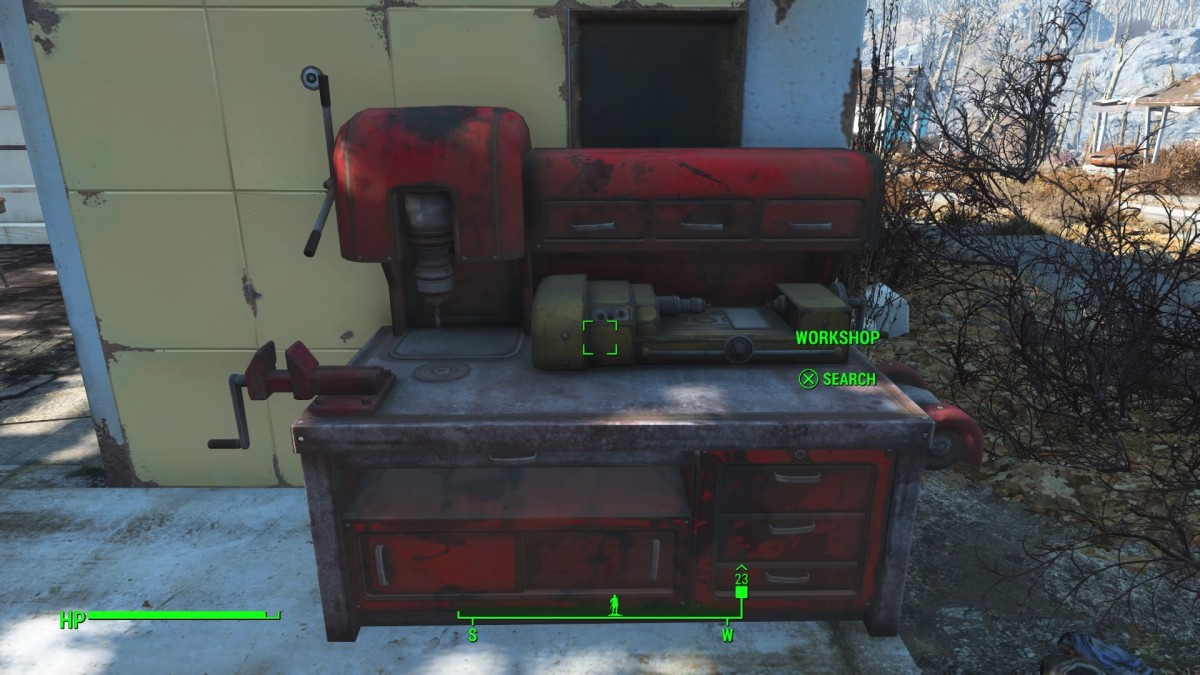"""Arguably, the most important tool in """"Fallout 4."""""""