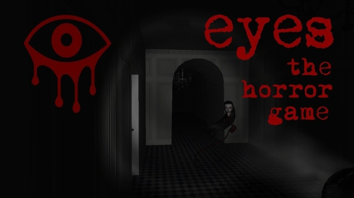 """Eyes: The Horror Game"""
