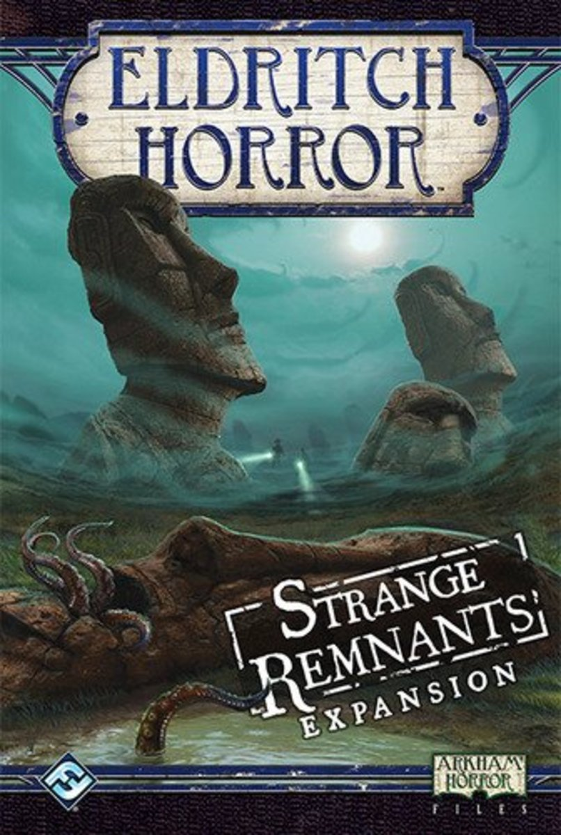 """Eldritch Horror: Strange Remnants"""
