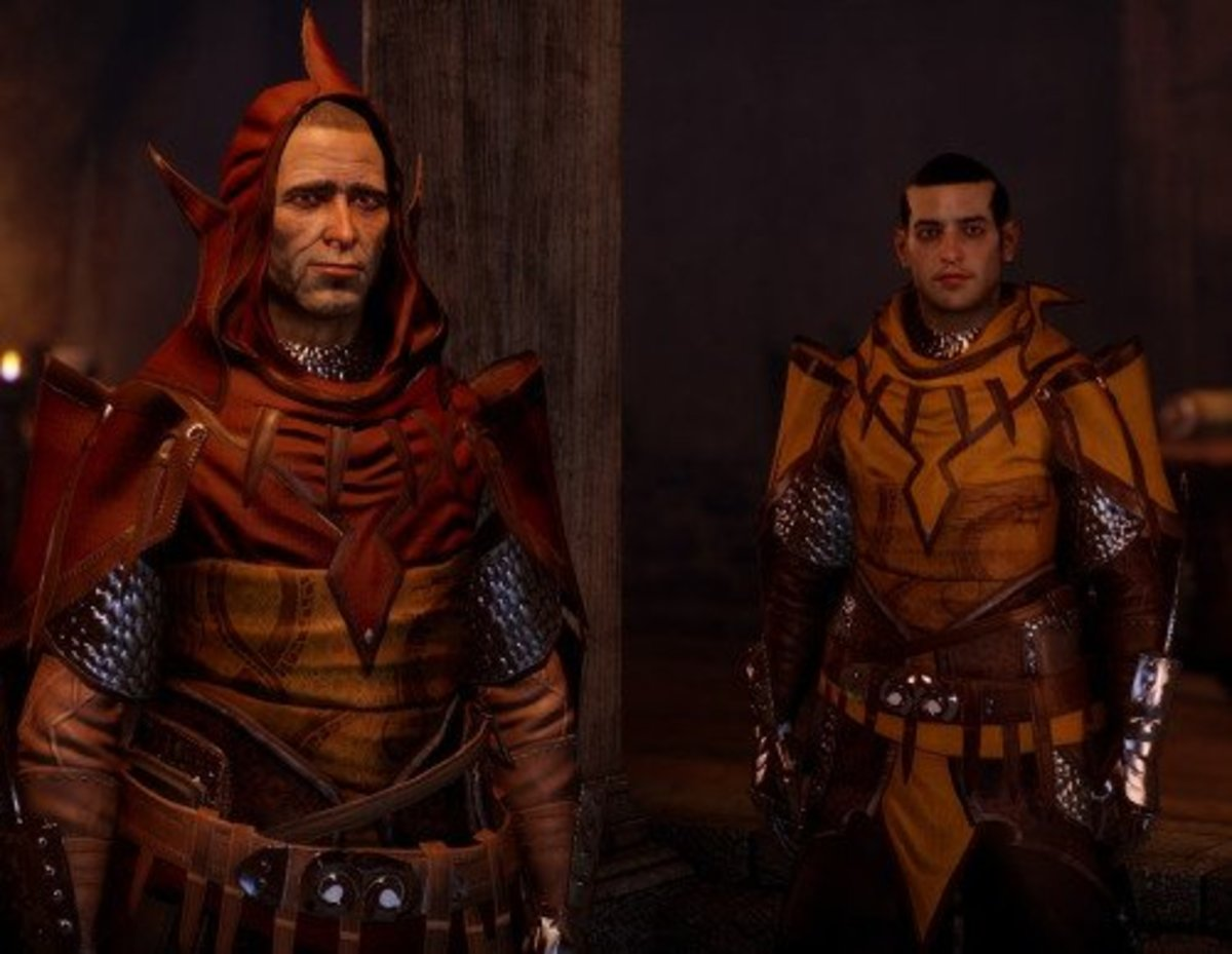 Alexius and Felix have a lot to do with Dorian's past
