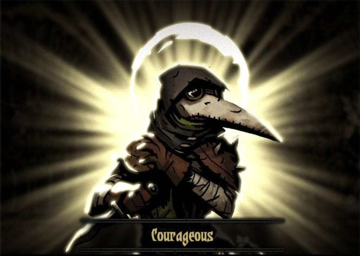 [Plague Doctor: Plague Grenade, Blinding Gas, Battlefield Medicine, and Emboldening Vapours]