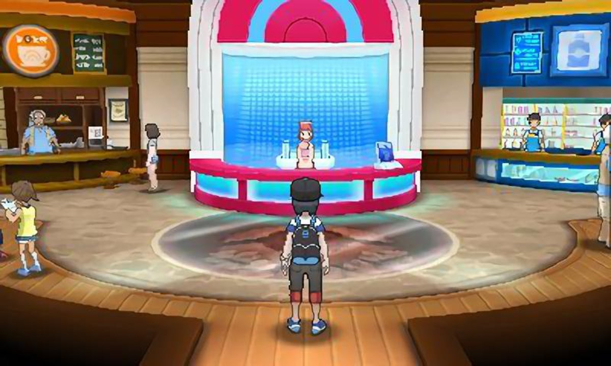 Many TMs can be purchased from Pokémon Centers throughout the Alola Region