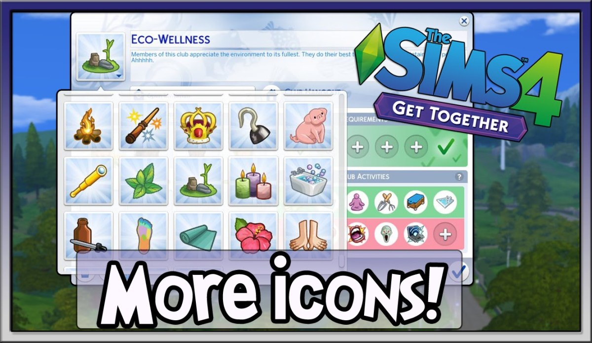 Download Zerbu's More Club icons mod for more icon options!