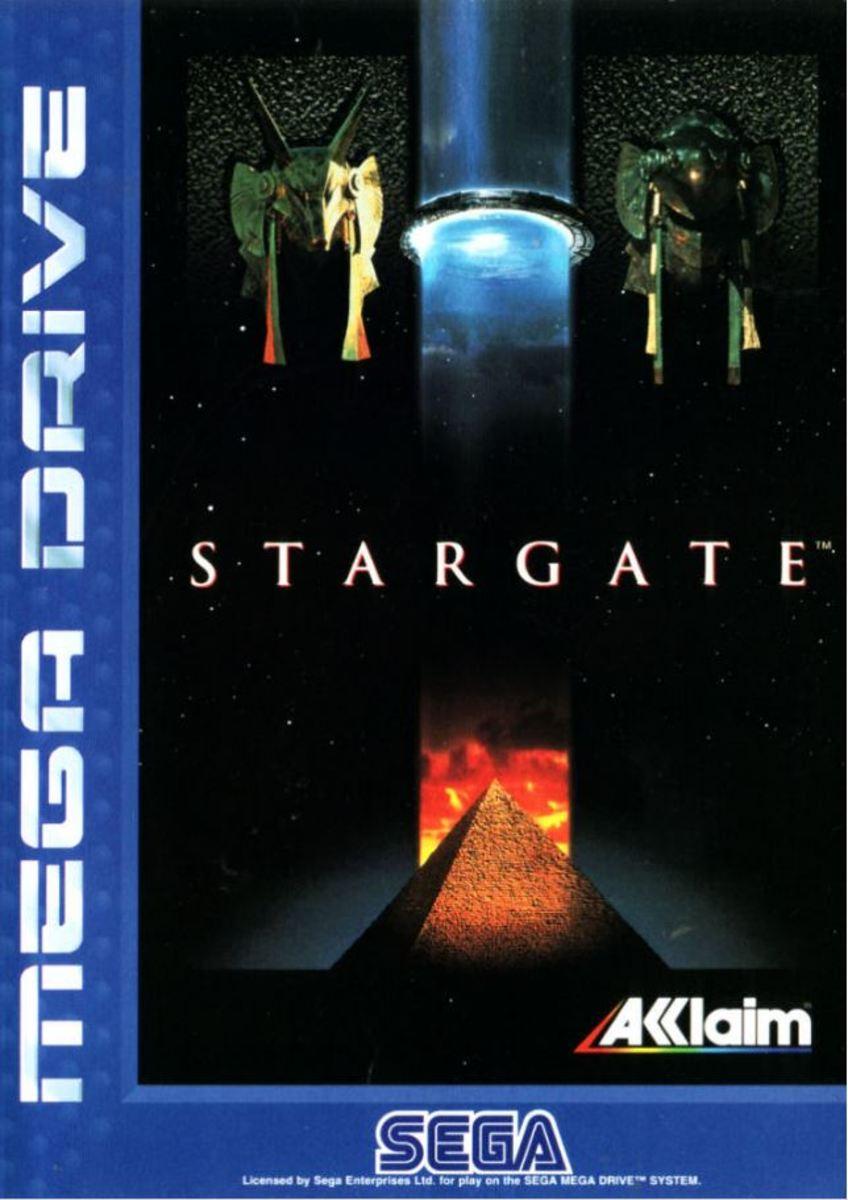 Mega Drive: Stargate