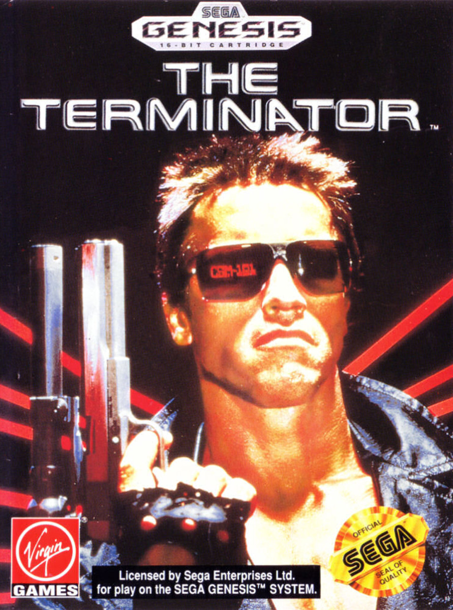 SEGA Genesis: The Terminator