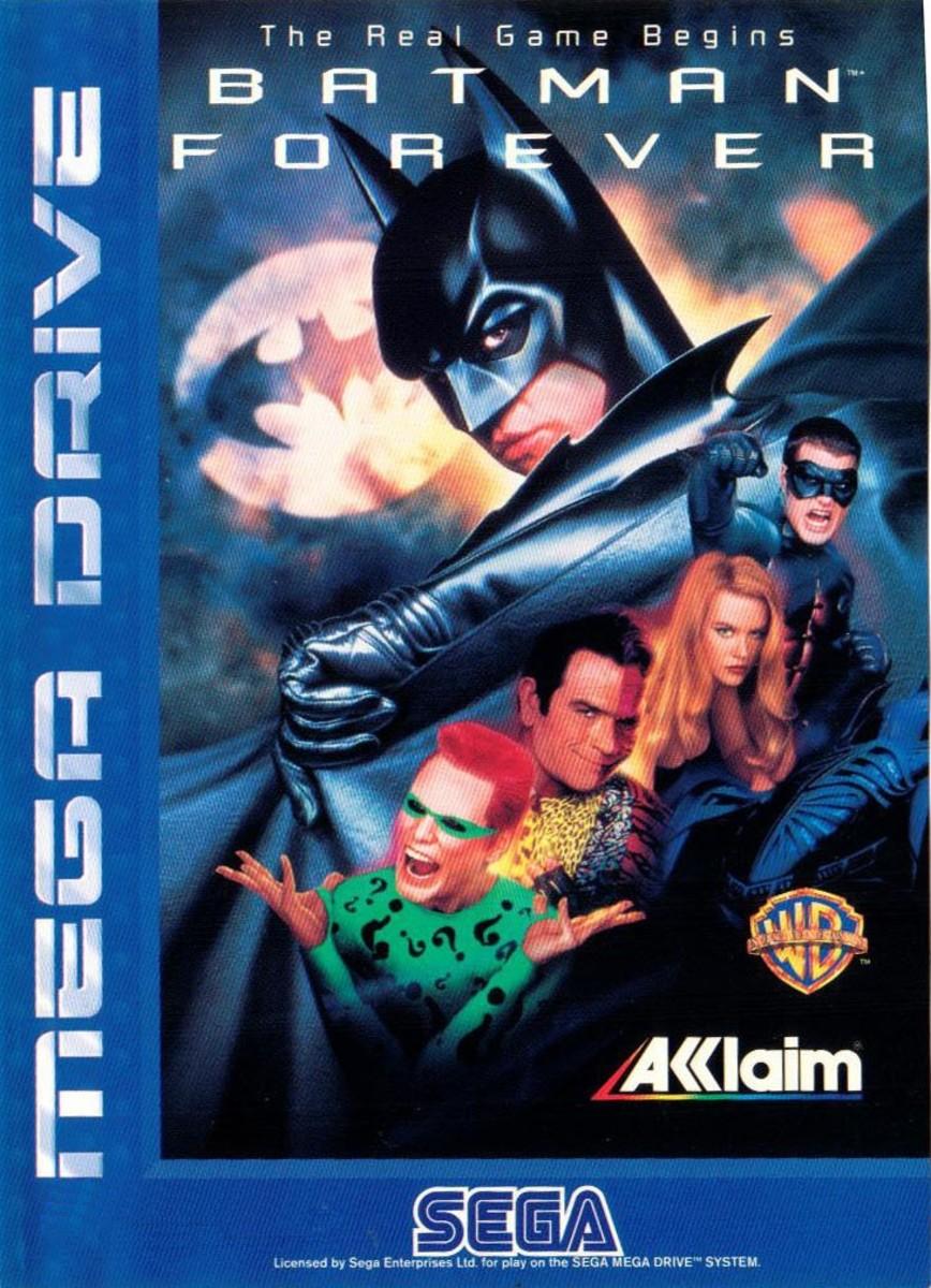 Megadrive: Batman Forever