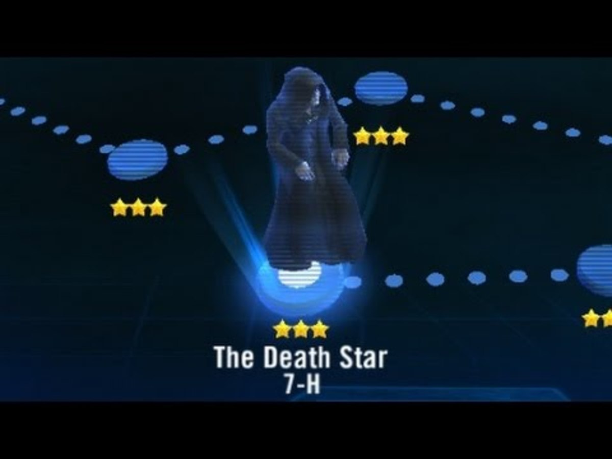 Yes, you'll want Emperor Palpatine