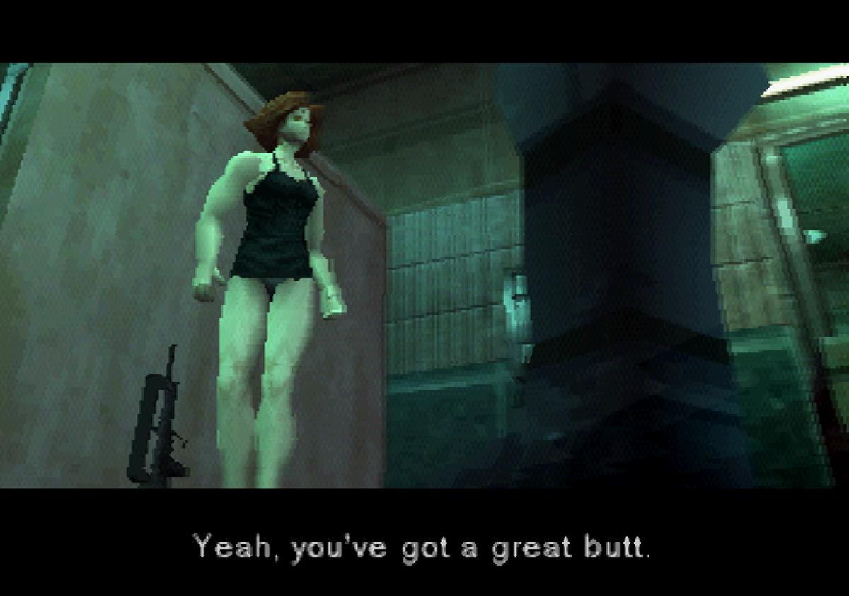 Nice ass, Meryl