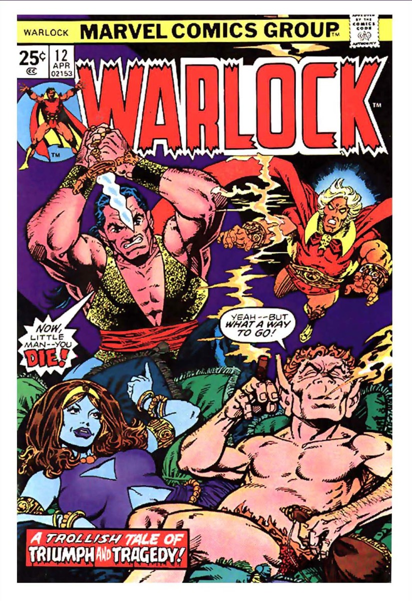 Pip the Troll - Adam Warlock's Sidekick