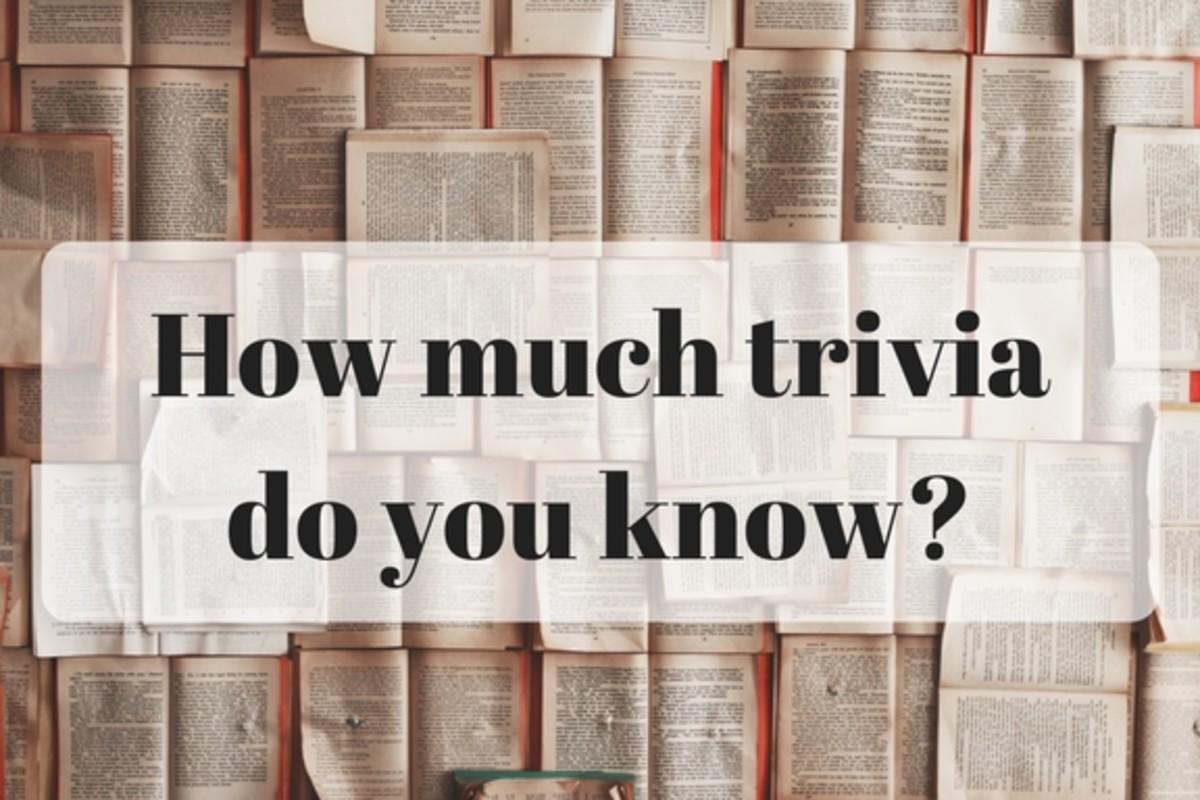 30 Fun Trivia Questions | HobbyLark