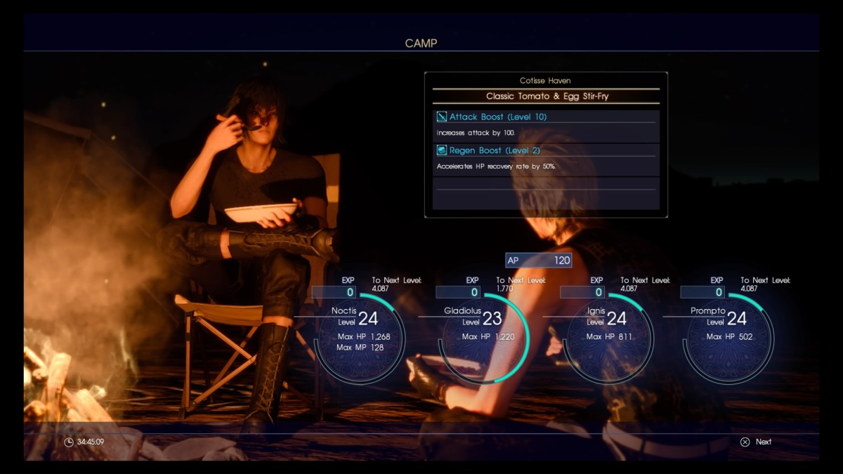 Final Fantasy XV: Character Leveling Tips and Tricks