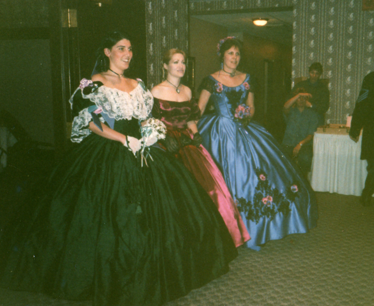 Another shot from the Youngstown ball.